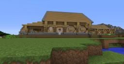 whool farm Minecraft Map & Project