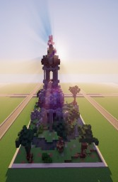 Small Plot - Onliest Tower Minecraft