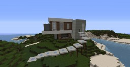 Modern Home Minecraft Project