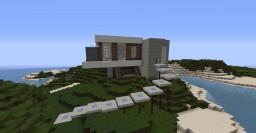 Modern Home Minecraft