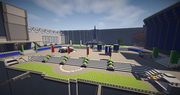 Destiny Tower Minecraft Project