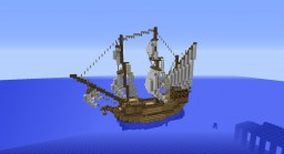 Aleroy's caracca Minecraft Map & Project
