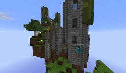 King of the Hill Parkour Minecraft Project