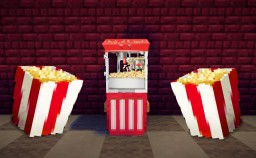Popcorn Machine In Minecraft Minecraft