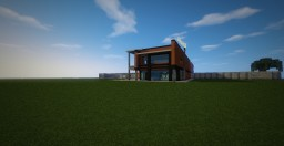 Honore-Morris House by Pete Bossley [An Inspired Build] :D Minecraft Project