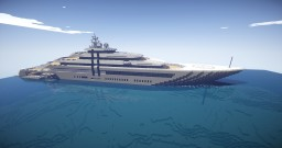 Orana Mega Yacht Minecraft Map & Project