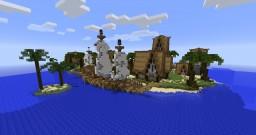 Ya' Golde's Pirate Cove Minecraft Map & Project