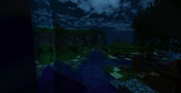 [R-Tera] Simple 'U' cliff Minecraft Map & Project