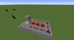 SAND CANNON 1.9 - NO PISTONS