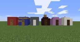 MC TARDIS Exteriors Minecraft Map & Project