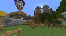 Minecraft Zombie Survival Mini-Game