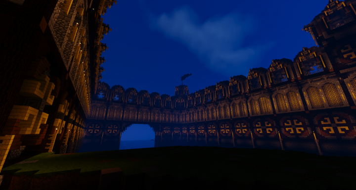 The Obey Alliance Minecraft Project
