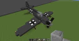 Me 109 Minecraft Map & Project