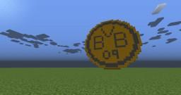 Borrusia Dortmund Logo Minecraft Map & Project