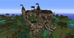 Castle Ruins Minecraft Project