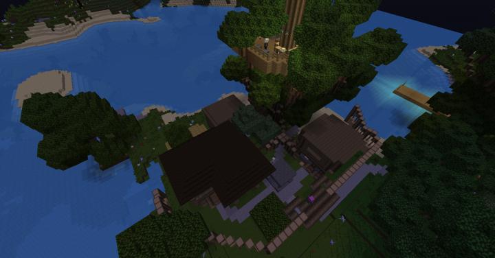 MCD Phoenix Drop Season 2 Minecraft Project