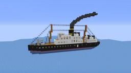 S.S. John Cena Minecraft Project