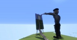 Mime Painter Minecraft Map & Project