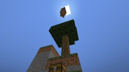 UP -=- Skyblock Map Minecraft Map & Project