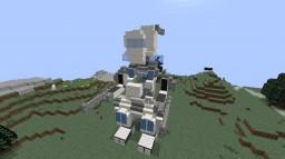 Lego Ninjago Builds Minecraft Map & Project
