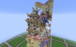 Oriental Paradise Minecraft Project