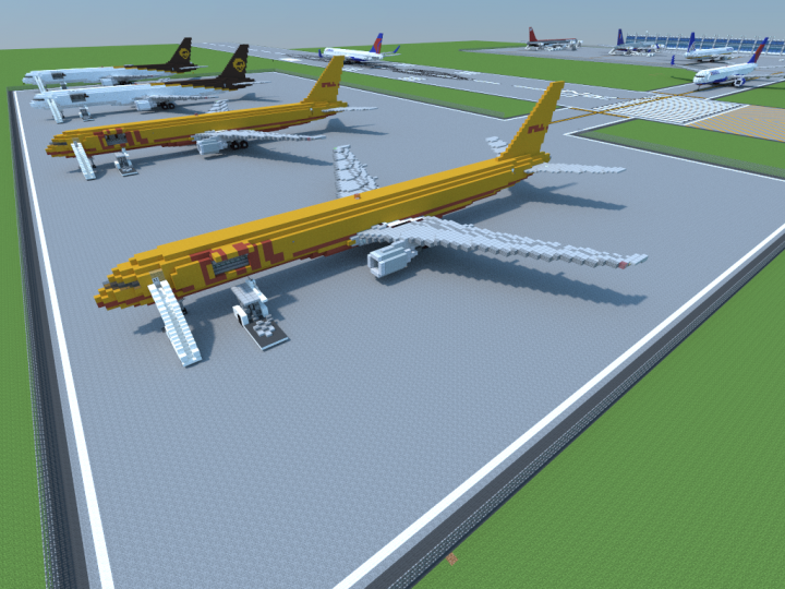 757-200 Freighter