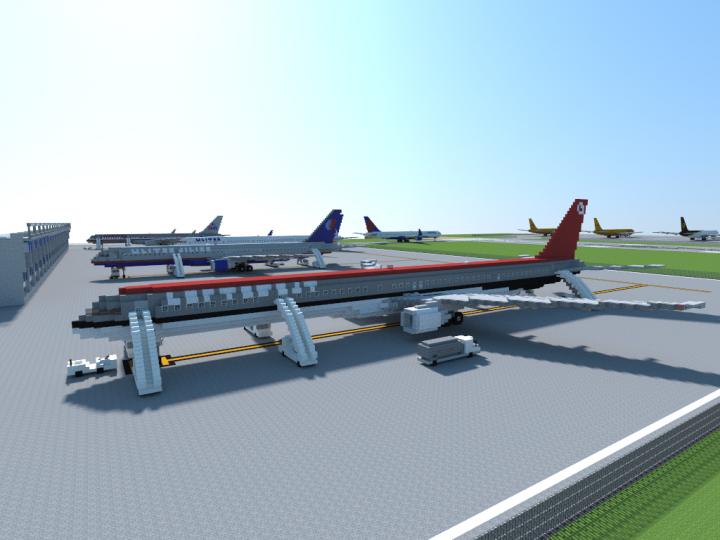 Northwest Airlines 757-300