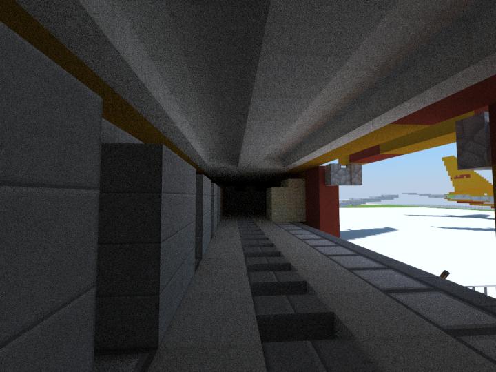 Freighter Interior