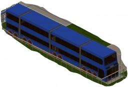MegaProjekte Mega Bus Minecraft Project
