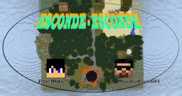 Esconde Esconde por MaxMasterFlechs & MysteRys337 (Hidden and Seek Map) Minecraft Map & Project