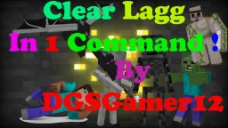 Clear Lagg In One Command !