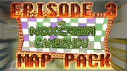 Noxcrew Gameshow Pilot Season EP3 Map Pack (MC 1.2.5) Minecraft Map & Project
