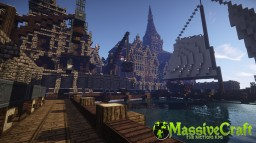 Northern Renaissance City Minecraft Map & Project