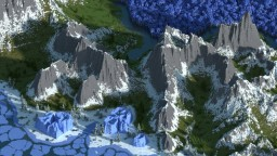 Fröst - Custom Terrain Minecraft