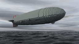 Hindenburg D-LZ129 (OUTDATED) Minecraft Project