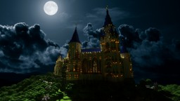 Hohenzollern: German Castle [Download] Minecraft Project