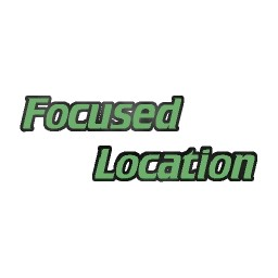 Focused Location logo