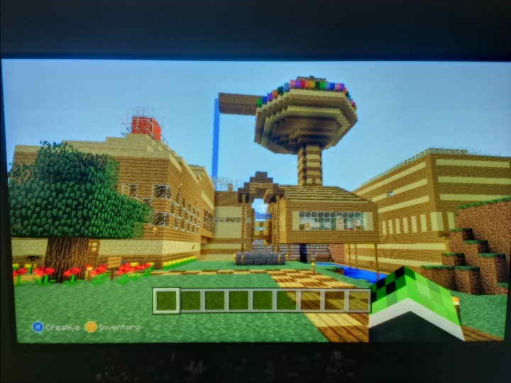 Stampys Lovely House