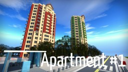 Apartments #1 Minecraft Project