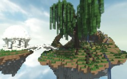 Cloud Nine - Server Spawn [Download] Minecraft Map & Project