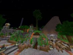 The Attraction (Epic Custom Theme Park Server) Minecraft Server