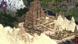 Temple of Adis Minecraft