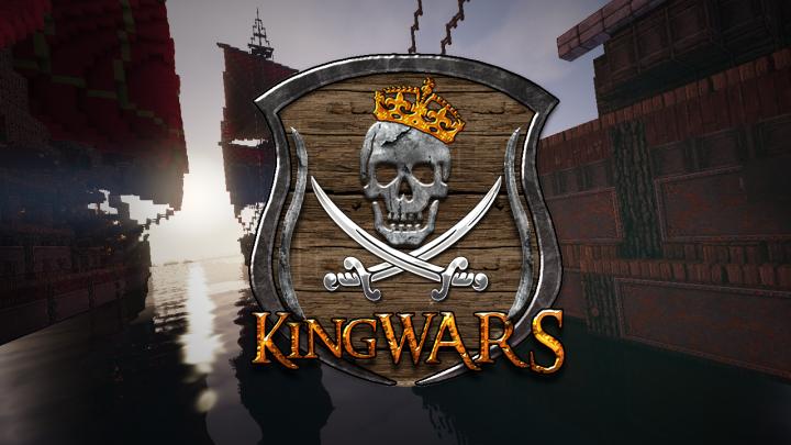 KingWars Logo made by MeneerStoof and ObeMaxim