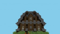 Medieval Farm (Schematic) Minecraft Map & Project