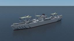 Liberty Ship Minecraft Project