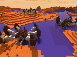 LM432 Crab Droid STAR WARS Minecraft