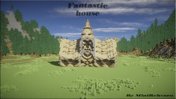 Fantastic House Minecraft Map & Project