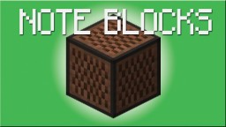 Note Block Songs Minecraft Map & Project