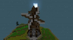 Medieval Mill (Schematic) Minecraft Map & Project