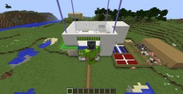 The Plains Lodge Minecraft Map & Project